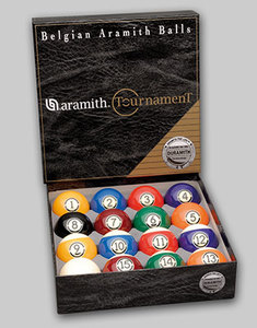 Pool-baller Aramith Tournament Duramith 57.2mm